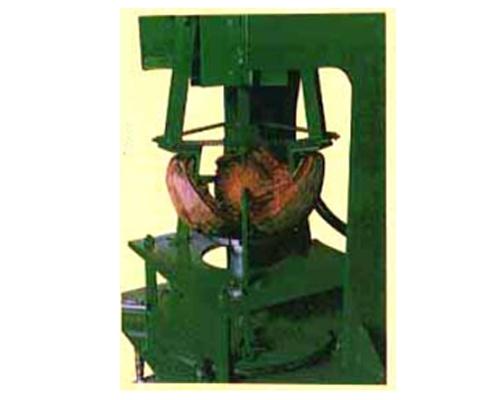 coconut husking machine